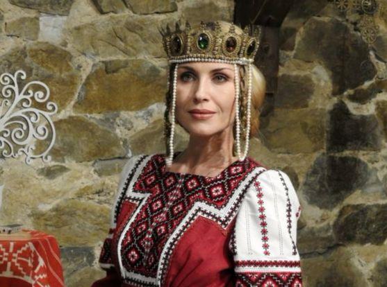 В Радомышле состоялся показ аутентичной украинской одежды